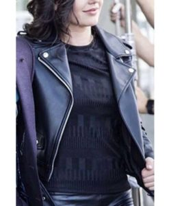 Viktoria No Escape Leather Jacket