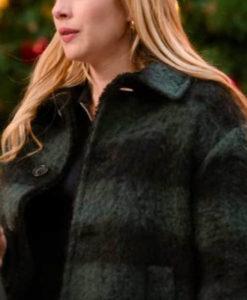 Sloane Holidate Plaid Coat