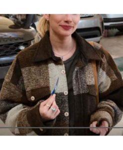 Sloane Holidate Plaid Jacket