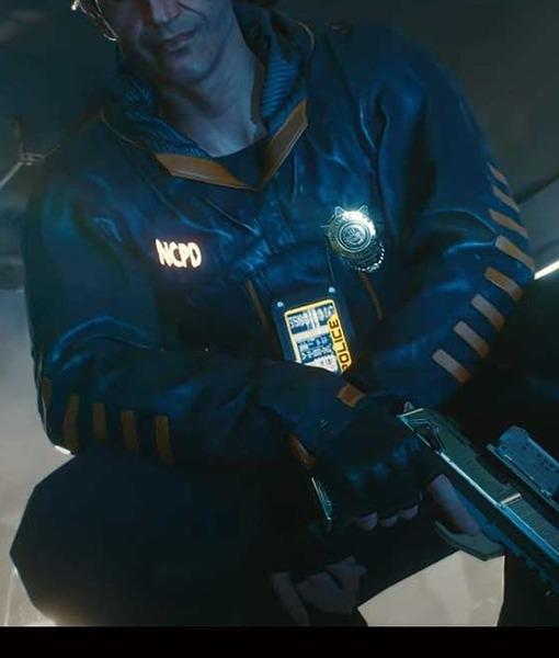 Stints Cyberpunk 2077 jacket