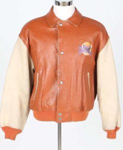 Sylvester Stallone Leatehr Jacket