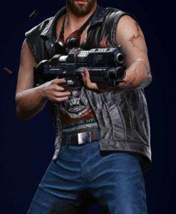 V Nomad Cyberpunk 2077 Vest