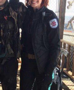 Waverly Earp Wynonna Erap SE04 Leather Jacket