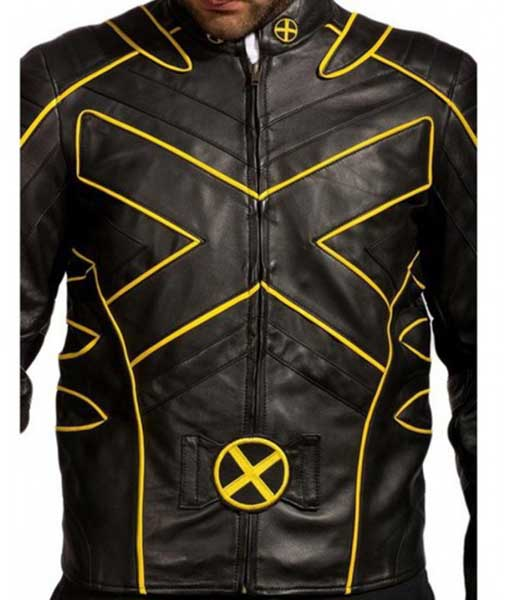 Wolverine X-Men The Last Stand Jacket