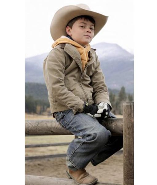 Tate Dutton Yellowstone Jacket