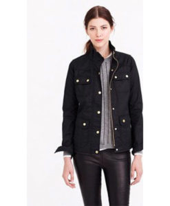 Frida Rask Young Wallander Jacket