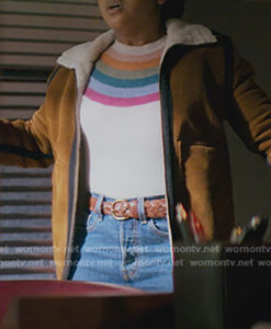 Beth Chapel Stargirl Jacket
