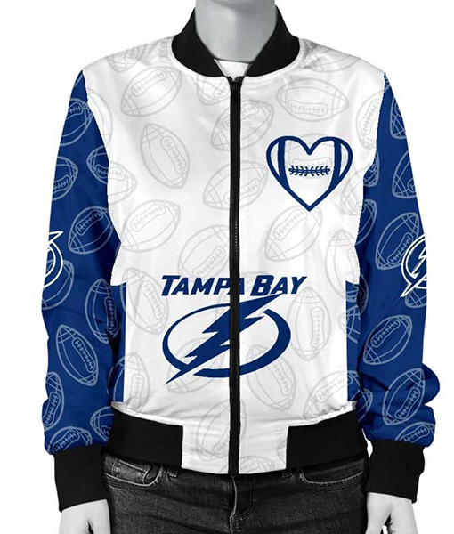 Tampa Bay Lightning Jacket