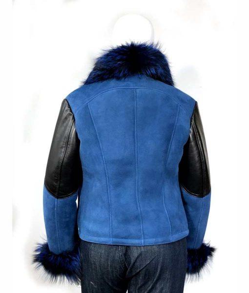 Elizabeth Shearling Jacket