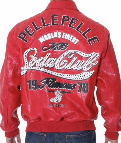 Pelle Pelle Soda Club Jacket