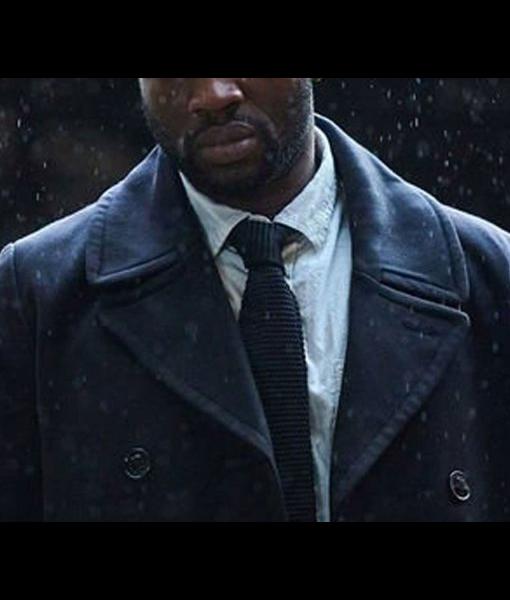 Elliot Finch Gangs of London Coat