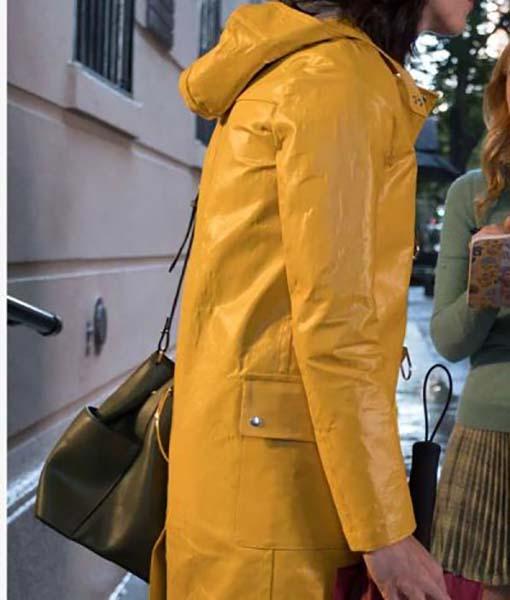 A Rainy Day In New York Ashleigh Coat