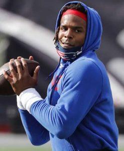Cam Newton All or Nothing: Carolina Panthers Hoodie