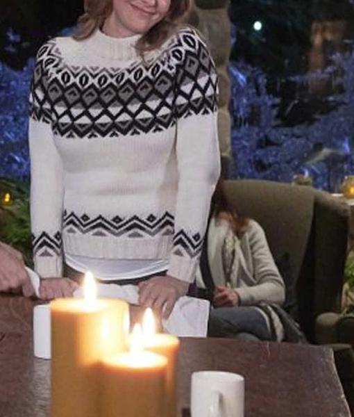 Bethany Cain Hearts Of Winter Sweater