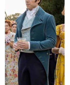 Luke Newton Bridgerton Coat