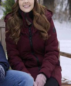 Cassie Winter Love Story Coat