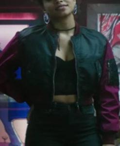 Domino Deadpool 2 Jacket