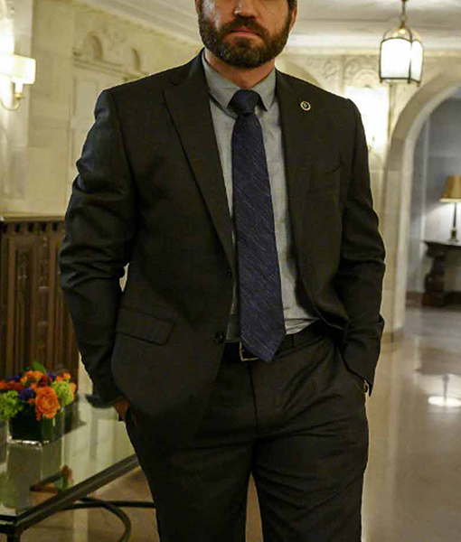 Detective Joe Mendoza The Undoing Blazer