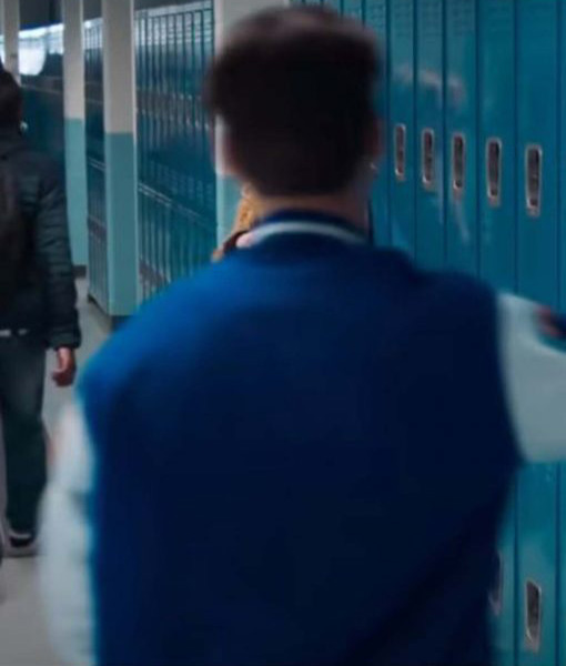 Freaky Booker Jacket