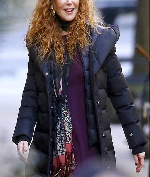 Grace Fraser The Undoing Puffer Coat