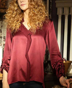 Grace Fraser The Undoing Shirt