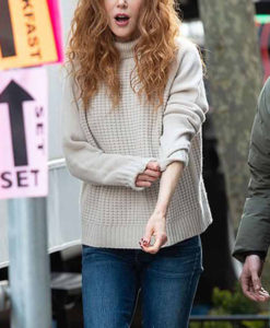 Grace Fraser The Undoing Sweater