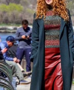 Grace Fraser The Undoing Trench Coat