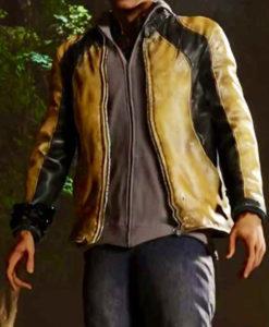 Cole MacGrath InFamous Jacket