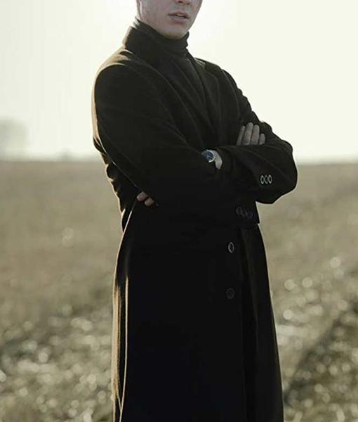 Jack Bannon Pennyworth Coat