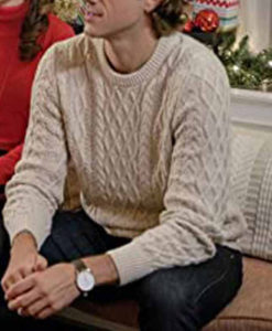 James One Royal Holiday Sweater
