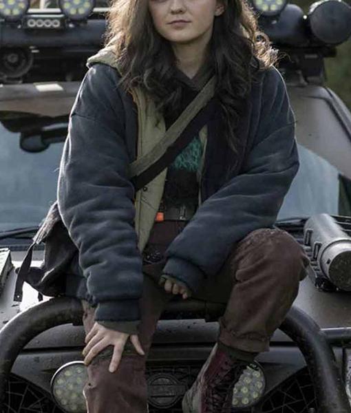 Kim Noakes Two Weeks To Live Jacket