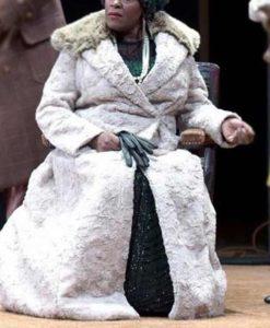 Viola Davis Ma Rainey's Black Bottom Coat