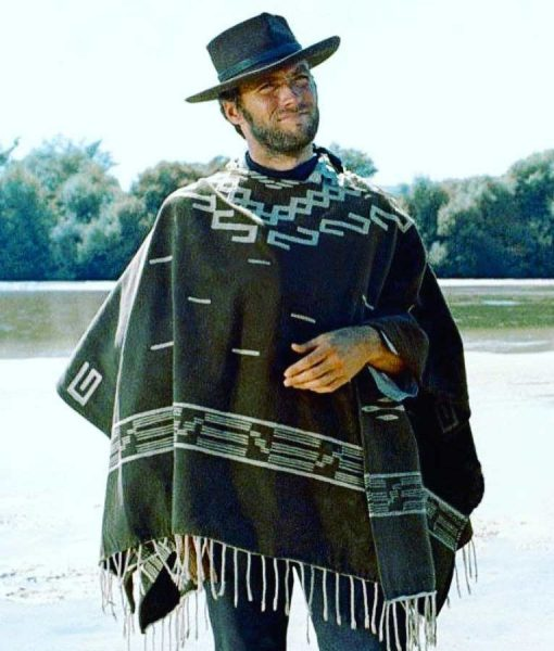 Man With No Name Poncho