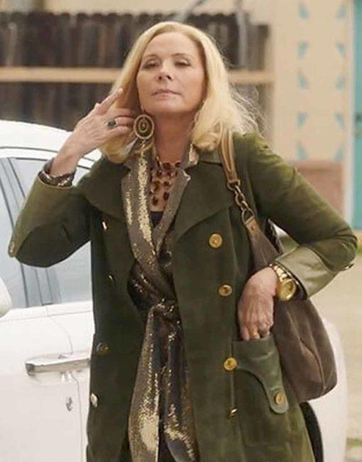Margaret Monreaux Filthy Rich Coat