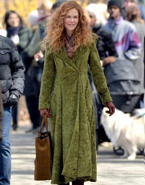 Nicole Kidman The Undoing Grace Fraser Coat