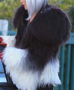 Once Upon a Time Cruella De Vil Jacket