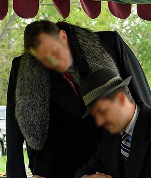 Pennyworth S02 Lord Harwood Coat