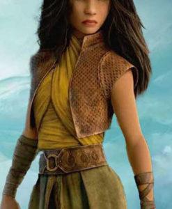 Kelly Marie Tran Raya and the Last Dragon Jacket