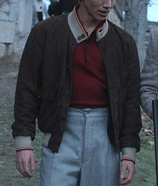 Lázaro Someone Has to Die Jacket