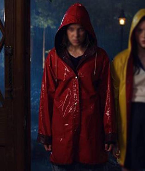 Eleven Stranger Things Jacket