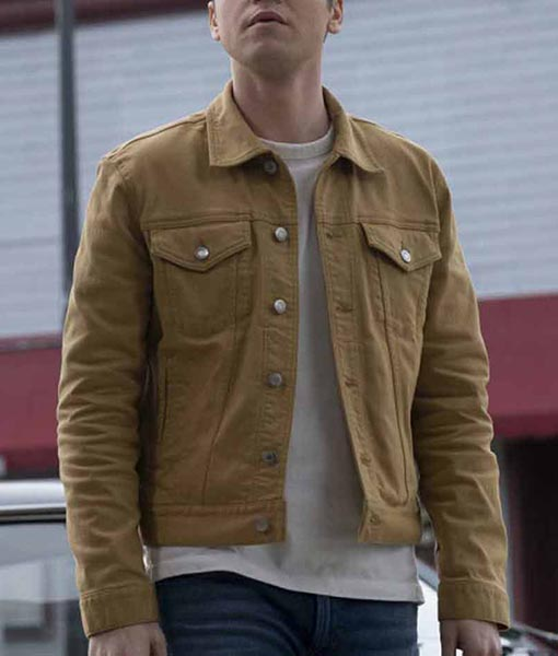 Jack Supernatural S15 Jacket