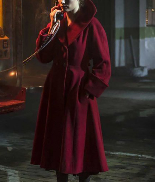 Terminal Annie Coat