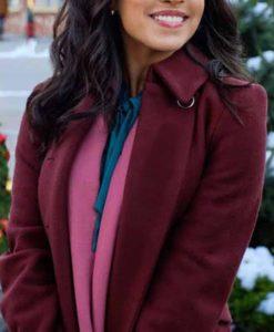 The Christmas Ring Kendra Adams Coat