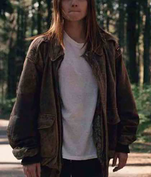 Alyssa The End of The Fucking World Jacket