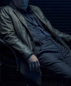 The Expanse Joe Miller Coat