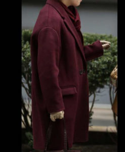 Annie The Flight Attendant Coat