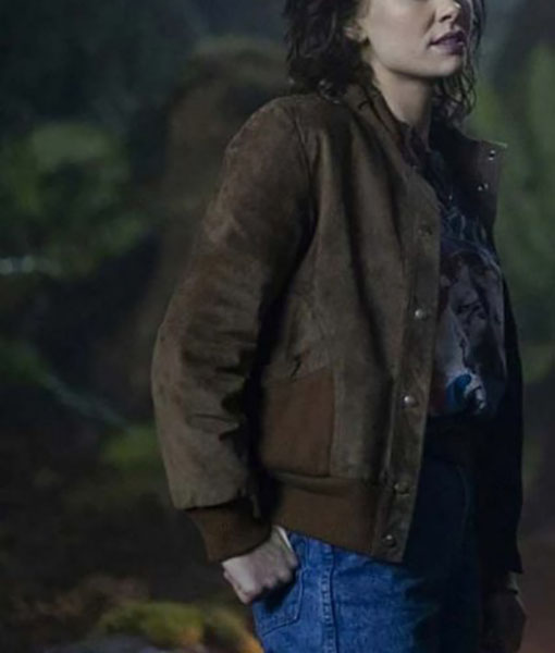 The Haunting of Bly Manor Jamie Jacket