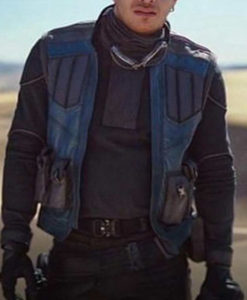 The Mandalorian Toro Calican Vest