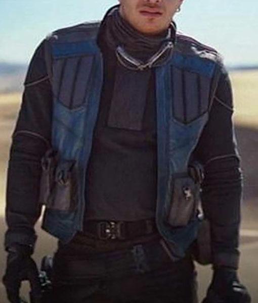 The Mandalorian Toro Calican Vest
