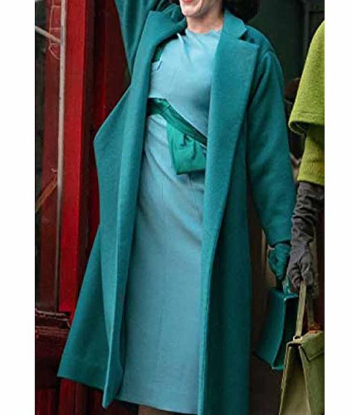 Miriam 'Midge' Maisel The Marvelous Mrs. Maisel Coat